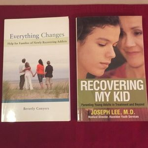 Recovery Books